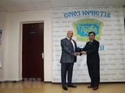 Embajador de Vietnam en Ucrania condecorado con Medalla Estatal de Derecho y Justicia