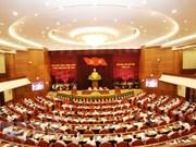 Comité Central del Partido Comunista de Vietnam presenta propuestas para desarrollo socioeconómico