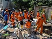 Se eleva a mil 407 número de  falllecidos por terremoto y tsunami en Indonesia  