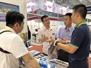 Exhibición internacional de plástico y caucho en Ciudad Ho Chi Minh