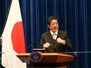 Primer ministro Shinzo Abe presidirá Cumbre Mekong- Japón
