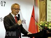Vietnam y Alemania proponen profundizar relaciones de amistad y cooperación bilateral