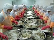 Vietnam impulsa desarrollo de la industria de subproductos de camarones