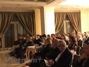 Vietnam promueve industria sin humo en Italia