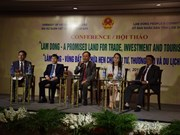 Promueven en Tailandia inversiones en provincia vietnamita de Lam Dong