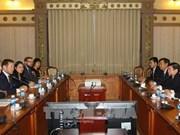 Intensifican colaboración comercial de Ciudad Ho Chi Minh con Reino Unido