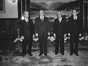 Rememoran atención a la diplomacia de Do Muoi, exsecretario general del Partido Comunista de Vietnam