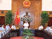 Premier de Vietnam insta a Ninh Thuan a convertirse en centro de energías renovables