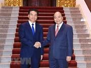 Laos interesado en adquirir experiencias de Vietnam en gestión macroeconómica