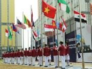 Ya ondea en Indonesia bandera vietnamita en ocasión de Juegos Paralímpicos de Asia