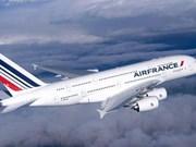 Vietnam elimina impuestos sobre mercancías importadas por Air France
