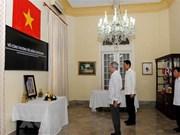 Efectúan en Cuba homenaje póstumo al ex secretario general Do Muoi