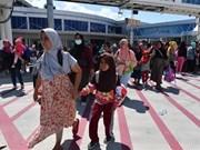 Aeropuerto indonesio reanudará pronto su pleno funcionamiento tras desastres naturales