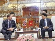 Hanoi fortalece cooperación con Reino Unido en múltiples sectores