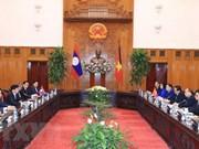 Premier laosiano resalta aportes del exsecretario generel del PCV, Do Muoi, a nexos bilaterales