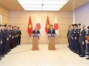 Vietnam y Japón firman numerosos documentos de cooperación