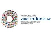 Inauguran conferencia del Banco Mundial y el Fondo Monetario Internacional en Indonesia