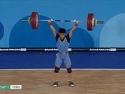Vietnam gana primer oro en Juegos Olímpicos de la Juventud en Argentina