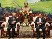 Robustecen nexos partidistas Vietnam- Laos