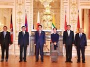 Inauguran en Tokio la décima Cumbre Mekong- Japón