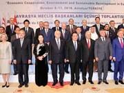 Presidenta del Parlamento de Vietnam asiste a inauguración de MSEAP