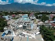 Indonesia acelera trabajos para superar consecuencias de sismo y tsunami