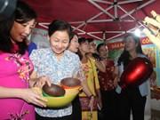 Provincia vietnamita de Thanh Hoa honra a mujeres creativas