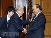 Premier de Vietnam aboga por robustecer nexos con Japón