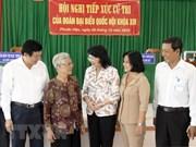 Presidenta interina de Vietnam subraya importancia de actualizar marco legal