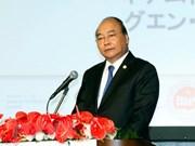 Premier de Vietnam invita a empresas japonesas a desarrollar negocios a largo plazo en su país