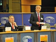 Parlamento Europeo efectúa audiencia sobre Tratado de Libre Comercio entre Vietnam y UE