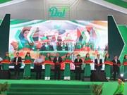 Inauguran en provincia survietnamita planta millonaria de procesamiento de alimentos