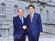 Actividades de premier vietnamita en Japón evidencian aportes de Hanoi a fortalecimento de vínculos