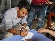 Inician en Vietnam procedimiento legal contra individuo por acciones contra el Estado