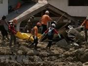 Indonesia acelera últimos esfuerzos en búsqueda de desaparecidos por terremoto y tsunami