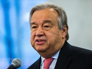 Secretario general de ONU visitará zonas afectadas por desastres naturales en Indonesia