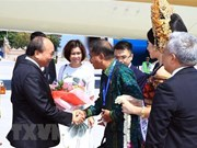 Premier de Vietnam llega a Indonesia para reunión de líderes de ASEAN