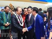 Premier de Vietnam concluye viaje para asistir a Reunión de Dirigentes de ASEAN y visita a Indonesia