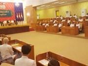 Senado camboyano elige nuevo vicepresidente primero