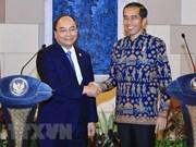 Vietnam e Indonesia por convertir cooperación económica en pilar de su asociación estratégica