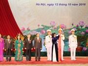 Comisión de Control Disciplinario del PCV celebra  70 aniversario de su día tradicional