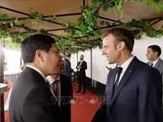 Vietnam exhorta una cooperación intensiva dentro de la comunidad francofónica