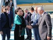 Vietnam urge un mayor comercio multilateral entre países euroasiáticos