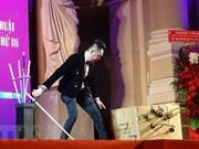 Inauguran en Ciudad Ho Chi Minh Festival Nacional de Magia 2018