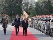 Vietnam y Austria decididos a promover nexos económicos