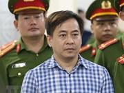 Someten a procedimiento legal a acusados por violaciones en banco DAB de Vietnam