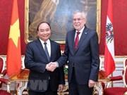 Promoverán inversiones de Austria en áreas clave para industrialización de Vietnam
