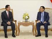 Empresa surcoreana desarrolla tecnología financiera en Vietnam