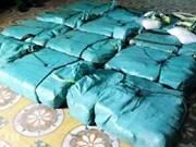 Provincia vietnamita desmantela mayor caso de contrabando de metanfetamina en Quang Binh