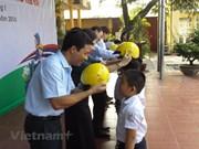 Corea del Sur ayuda garantizar seguridad del tráfico para alumnos de Hanoi